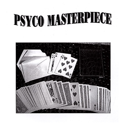 Psycho Masterpiece from Blackman magic of Italy