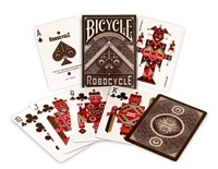 Bicycle ROBOCYCLE - Format Poker
