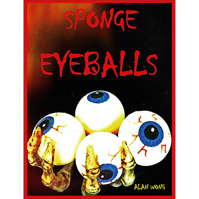 Sponge Eyeballs by Alan Wong
