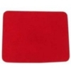 Tapis de close-up large ROUGE  - Goshman