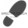 Spectro touch - Déclencheur au pied ( TOE SWITCH )