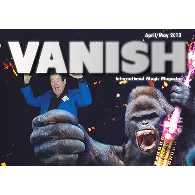 Vanish Magazine Issue # 7 - April/May 2013 ebook GRATUIT