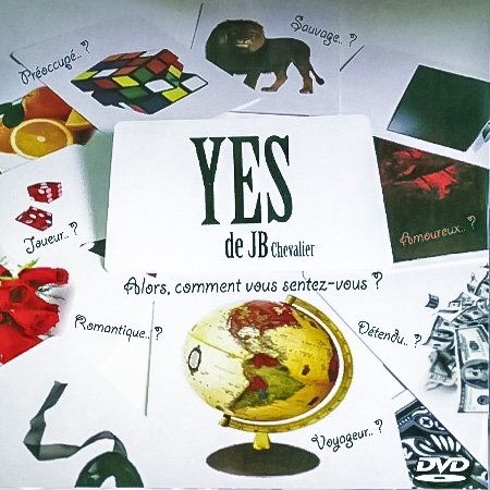 YES - JB CHEVALIER ( DVD + CARTES )